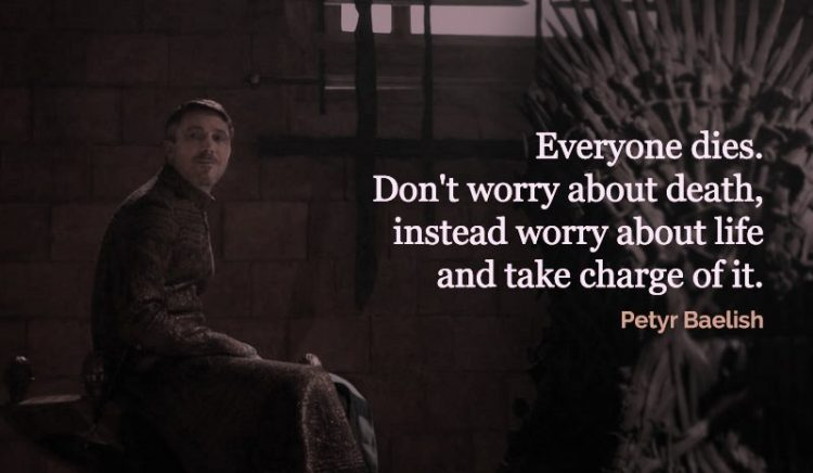 Best Game of Thrones Quotes (10)