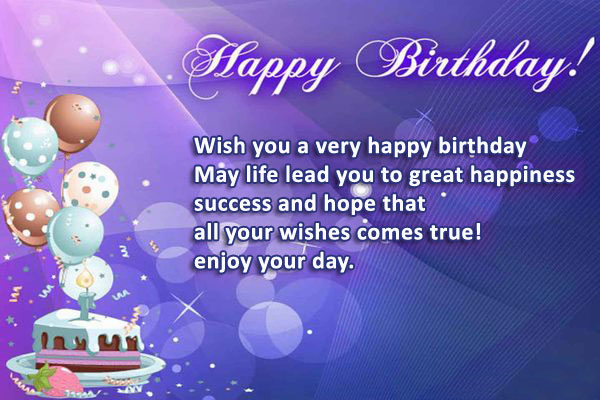 Best Happy Birthday Wishes Images Wishing You A Happy Birthday