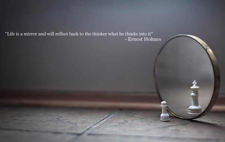 Popular Mirror Quotes And Sayings