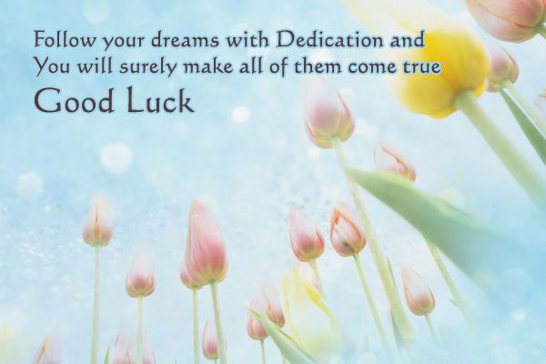 Cute Good Luck Quotes