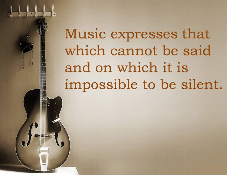 Cute Images Quotes About Music (4)