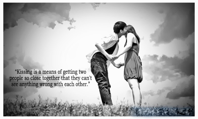 Cute Kissing Quotes Images (7)
