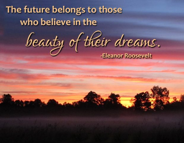 Famous Dream Quotes and Sayings (1)