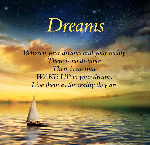 Famous Dream Quotes and Sayings (6)