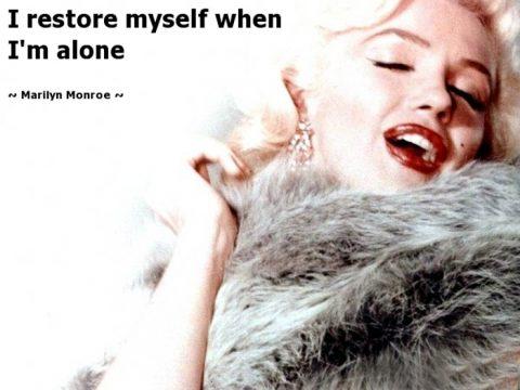 popular alone quotes