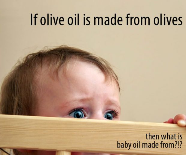 Funny-baby-quotes-and-sayings-about-baby-oil