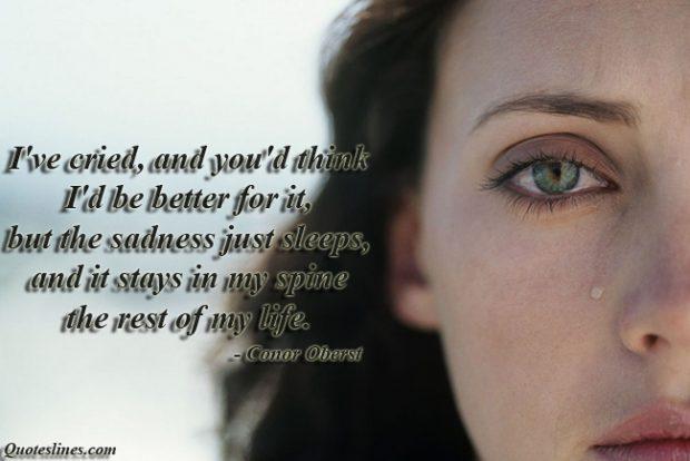 Girl-Sad-Tear-image-sad-life-quotes