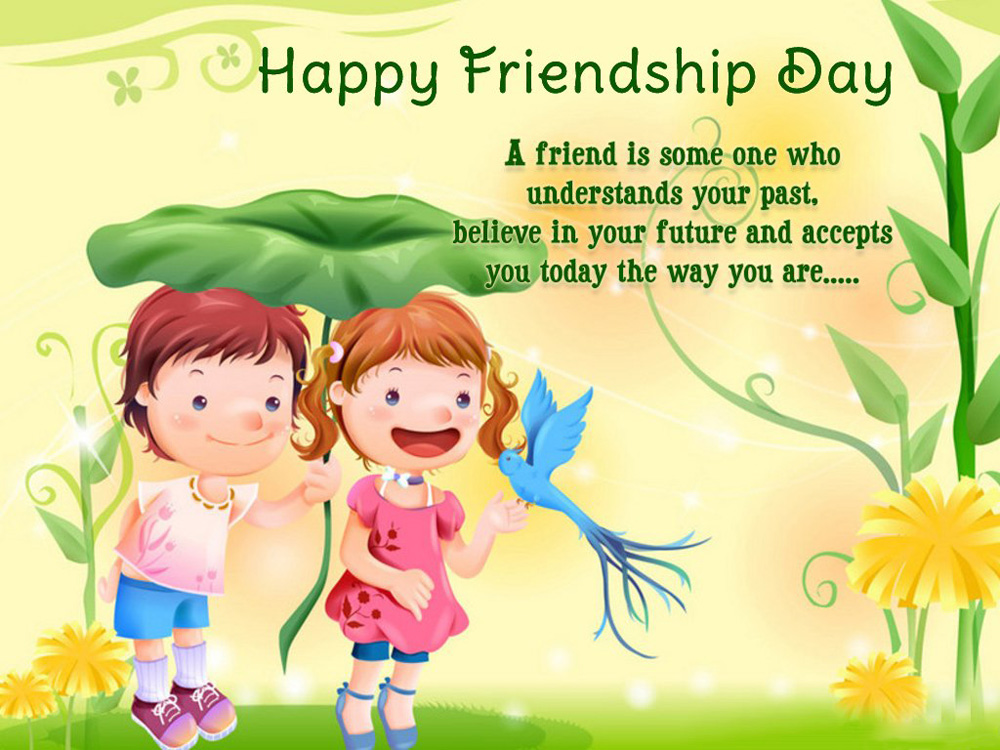 Happy Friendship Day Images with Quotes (2)