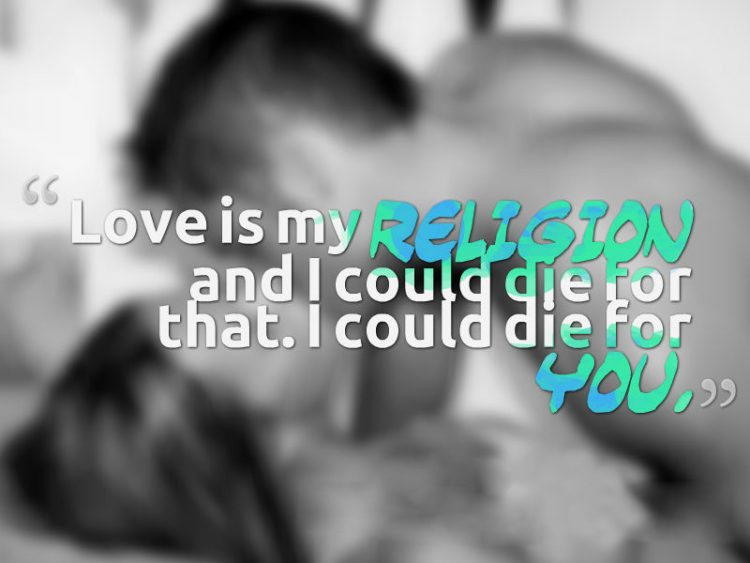Romantic Love Sayings with Images