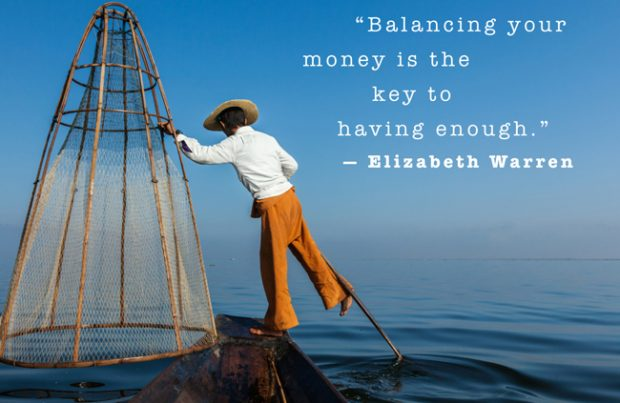 Saving-Money-Quotes-on-balancing-it
