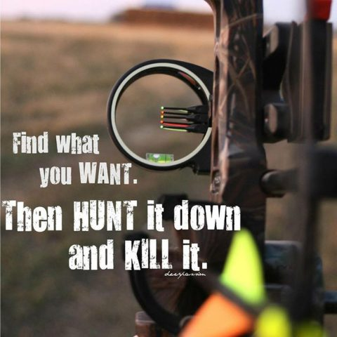 great quotes on hunting