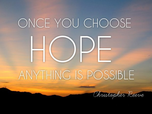 Inspirational Hope Quotes To Restore Your Desire