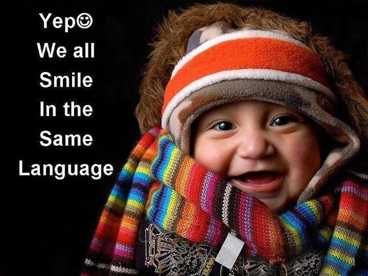 awesome smiling baby quotes