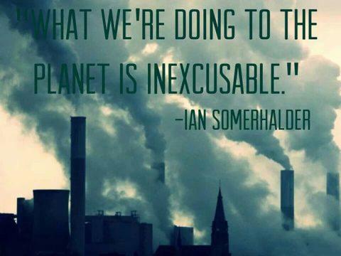 alarming pollution quotes