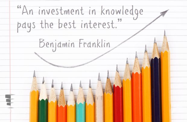 famous-quotes-on-knowledgeInvestment-in-Knowledge