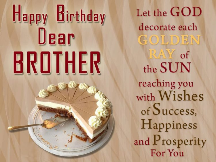 Great Quotes For Brothers Birthday