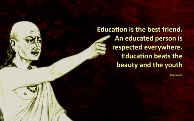 motivational education quotes chanakya