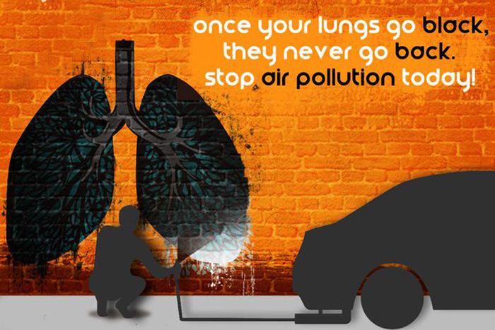 quotes about air pollution