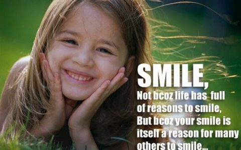baby smile sayings