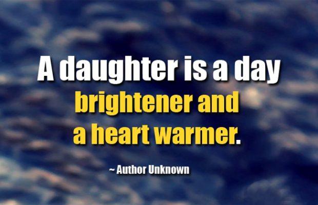 A-daughter-is-a-day-brightener-best-daughter-quotes