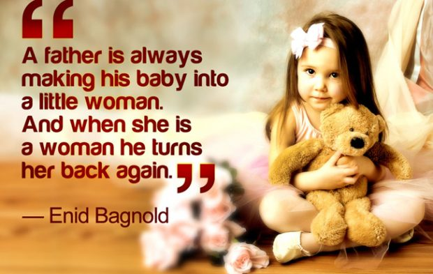 Awesome-father-daughter-quotes-with-pictures