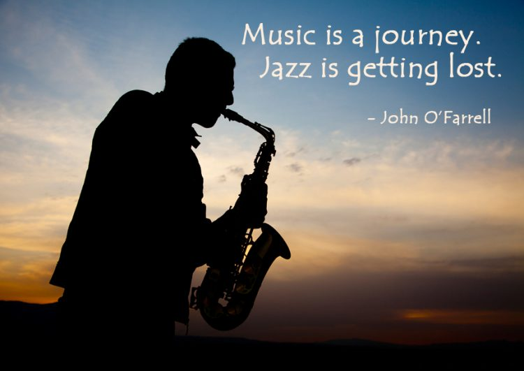 Quote About Jazz Music: Famous Music Quotes And Sayings With Beautiful Pictures