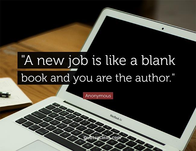 Best-New-Job-Quotes