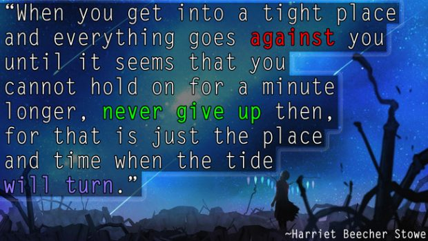 Best never give up quotes for inspiration