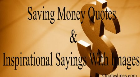 Saving Money Quotes & Inspirational Sayings With Images