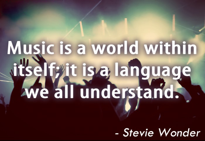 Cute Images Quotes About Music (2)