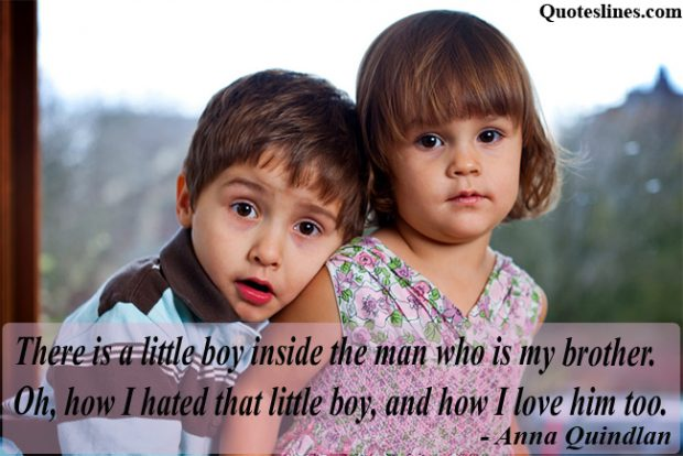 Brother And Sister Love Quotes Simple Brother And Sister Quotes  Siblings Sayings With Images