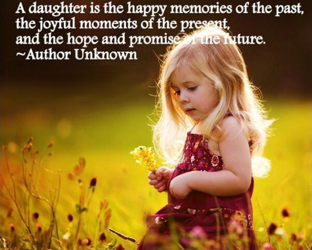 Daughter-quotes-as-happy-memory