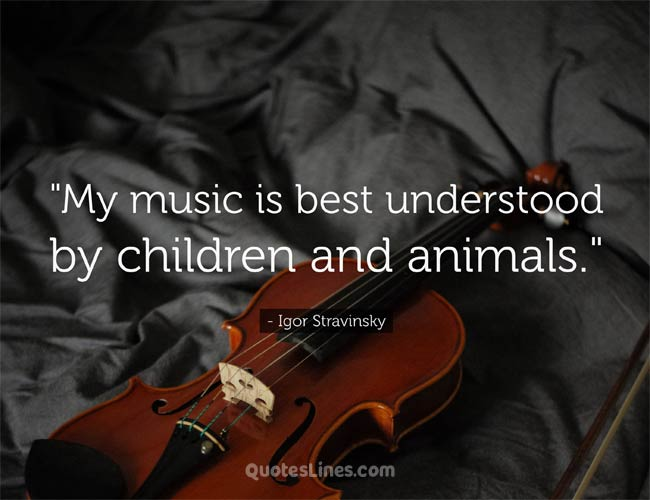 Deep music quotes