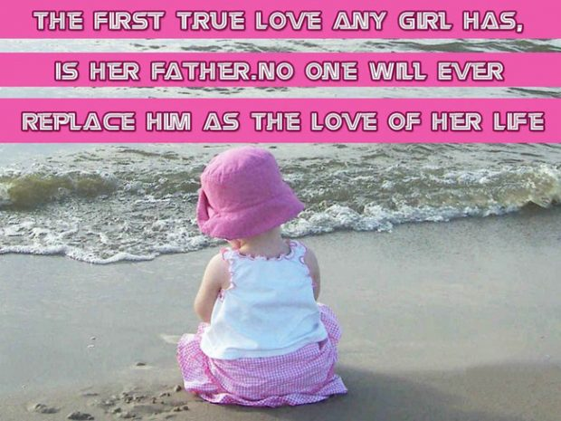 Father-is-Daughter's-first-love