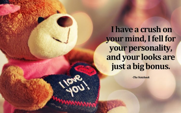 First Love Picture Quotes For Him