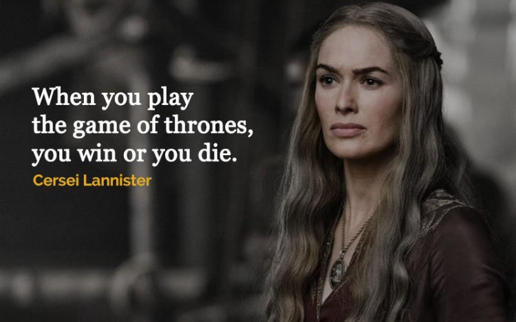 The Most Memorable Game Of Thrones Quotes