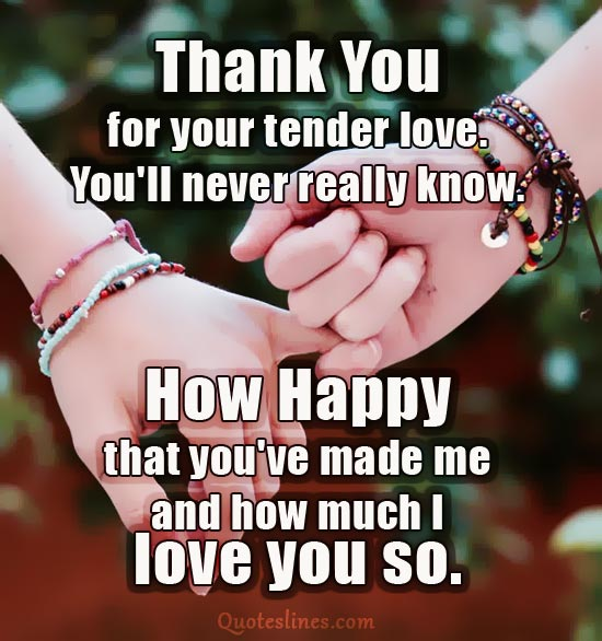 Heartfelt Thank You Friend Quotes Images