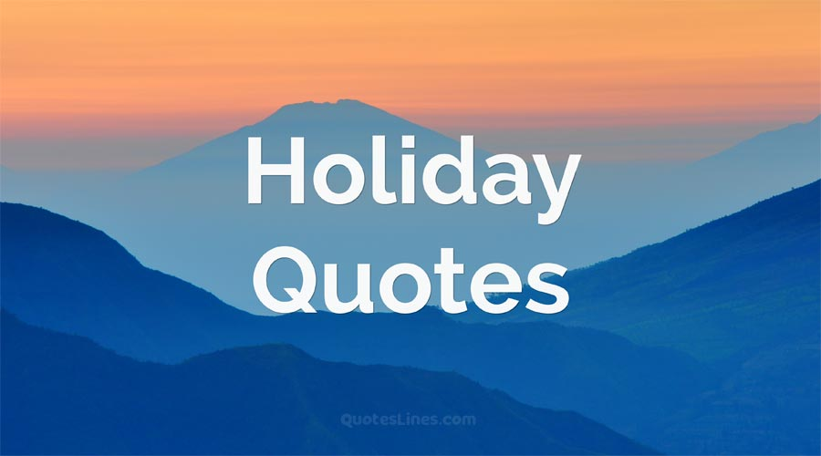Holiday-Quotes