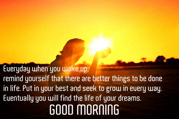 Morning Life Quotes Captivating Inspirational Good Morning Quotes With Images