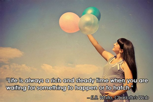 Inspirational Pregnancy Quotes Images (5)