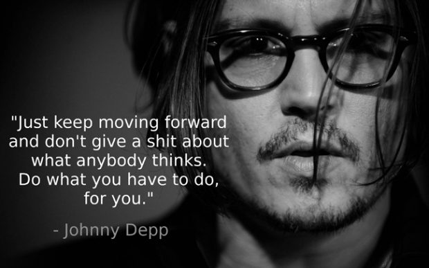 Inspiring-keep-moving-quotes-by-Johnny-Depp