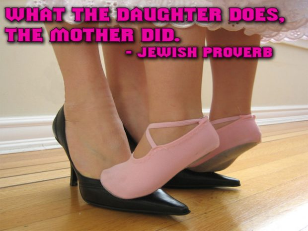 Jewish-proverb-on-mother-daughter-quotes-with-images