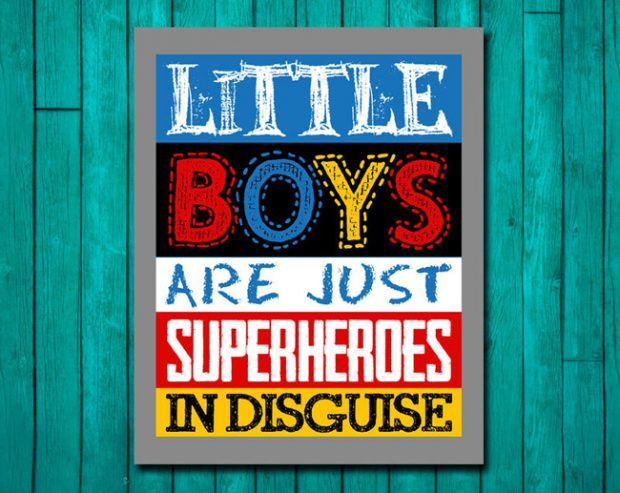 Little-boys-are-super-hero-baby-boy-quotes