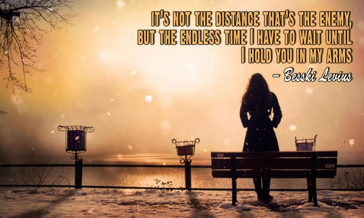 Long Distance Relationship Quotes (3)