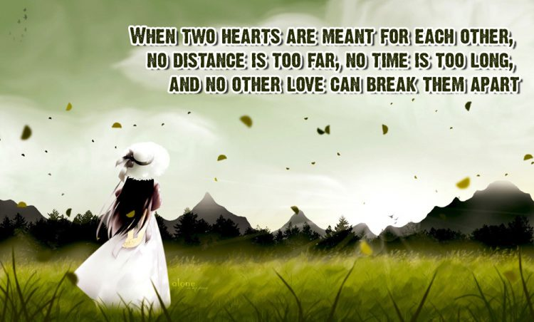 Long Distance Relationship Quotes (5)