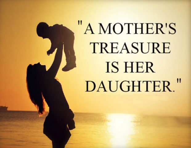 Daughter Love Quotes Adorable Touchy Mother Daughter Quotes And Sayings With Pictures