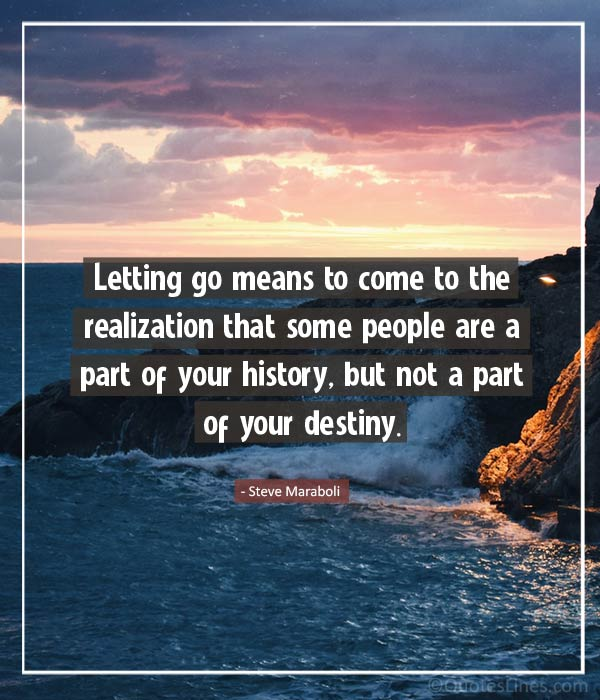 Motivational Moving on Quote After a Breakup