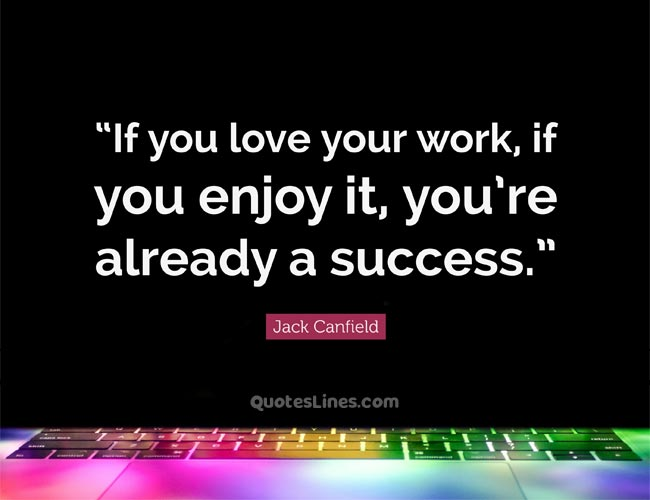Motivational New Job Quotes for Work and Success