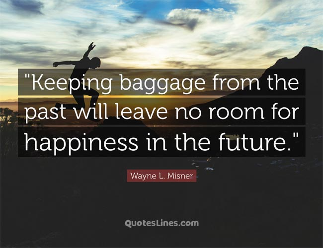 Motivational Quote About Moving on and Being Happy