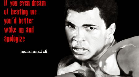 Muhammad Ali Quotes Pictures